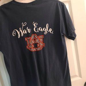 Auburn University tee shirt